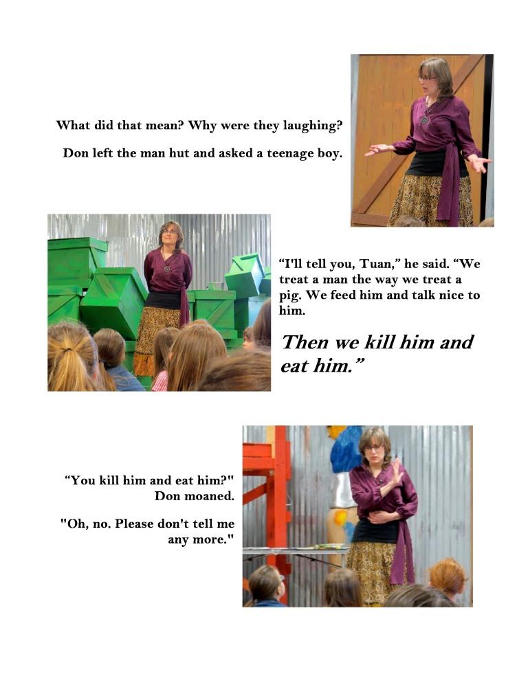 Peace Child photo essay page 3