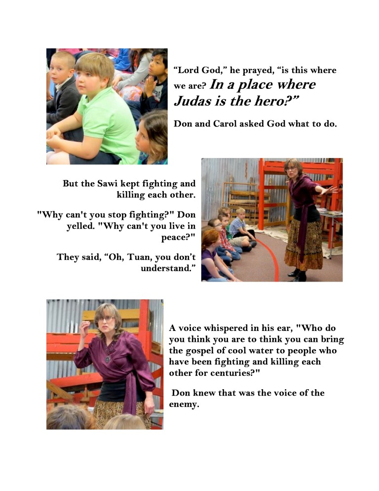 Peace Child photo essay page 4