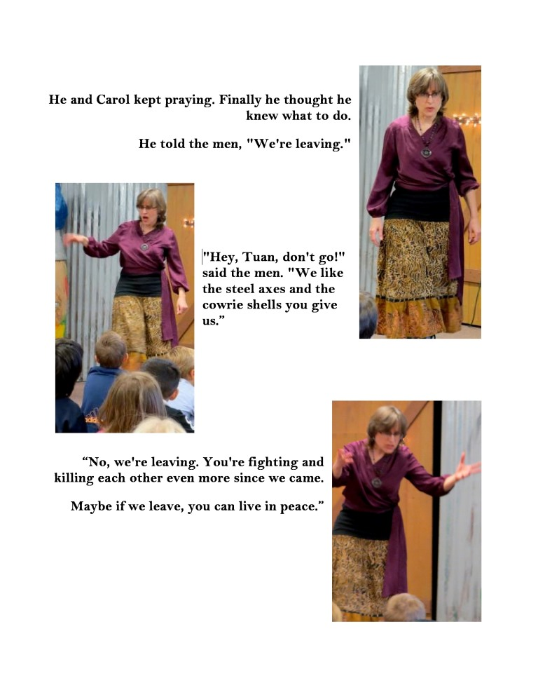 Peace Child photo essay page 5