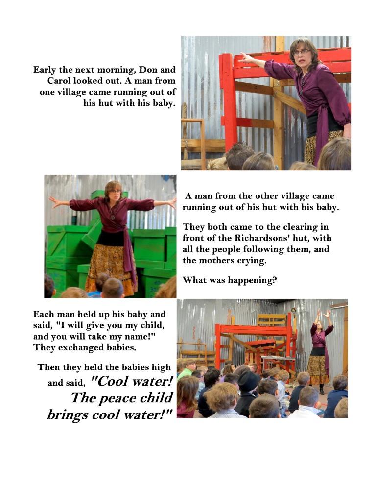 Peace Child photo essay page 7