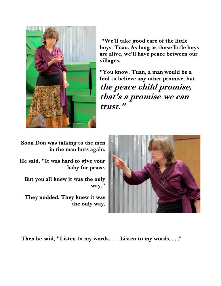 Peace Child photo essay page 9